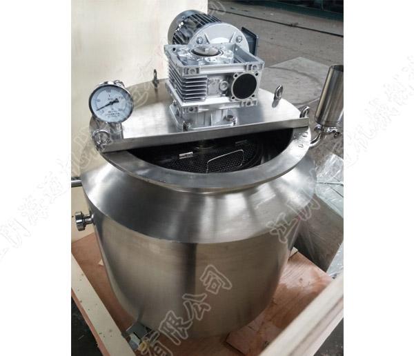 泰州小型加热搅拌罐