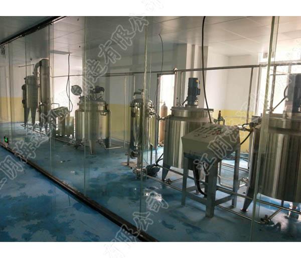 盐城蜂蜜速溶茶生产线