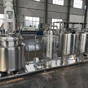 泰州食用油精炼生产线