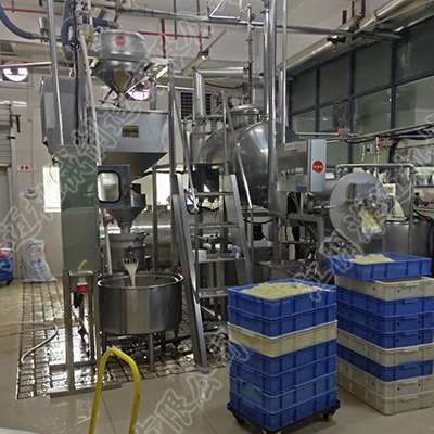 泰州豆浆生产线