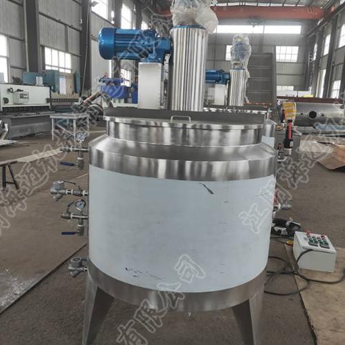 徐州双电机搅拌罐