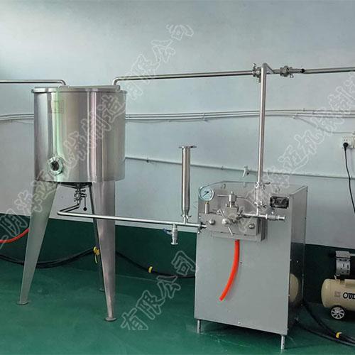 小型巴氏奶生产设备