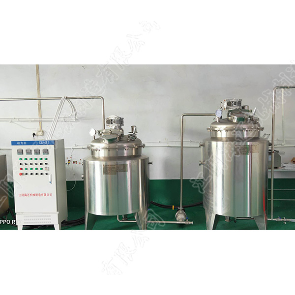 盐城小型巴氏奶生产设备