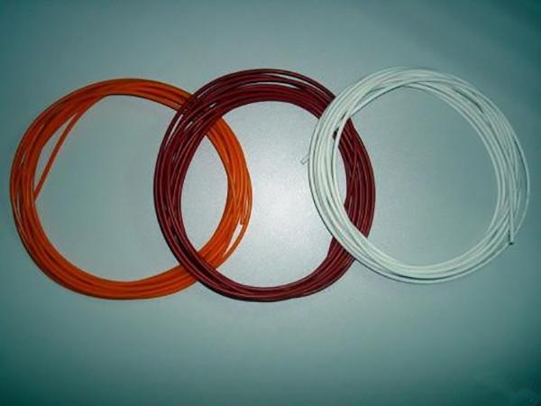 PVC硅胶发热线