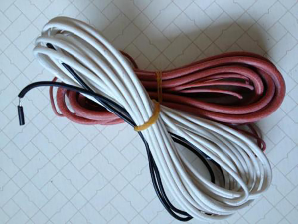 碳纤维硅胶发热线