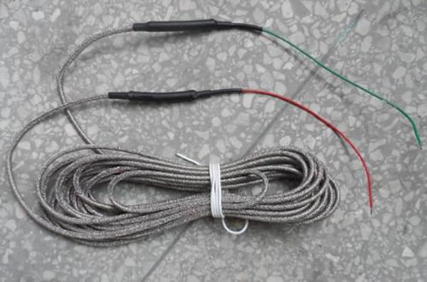 铜网编织发热线