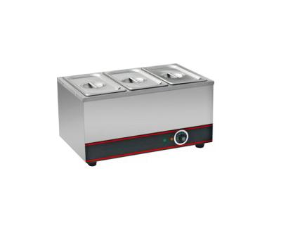 台式三盘电热汤池