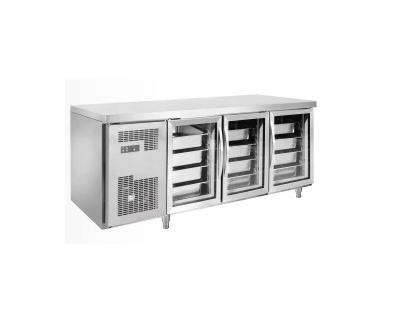 工作台冰箱