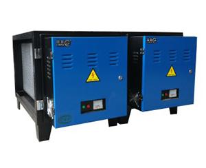 低排电子油烟净化器