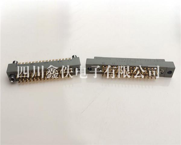 四川航空防水连接器