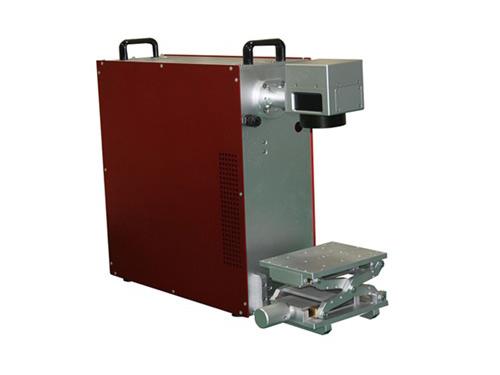 光纖激光打標機便攜式