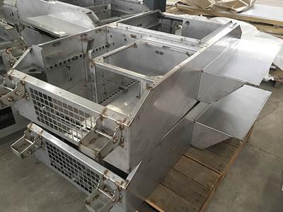结构焊接加工