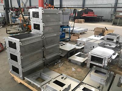 天津结构焊接加工