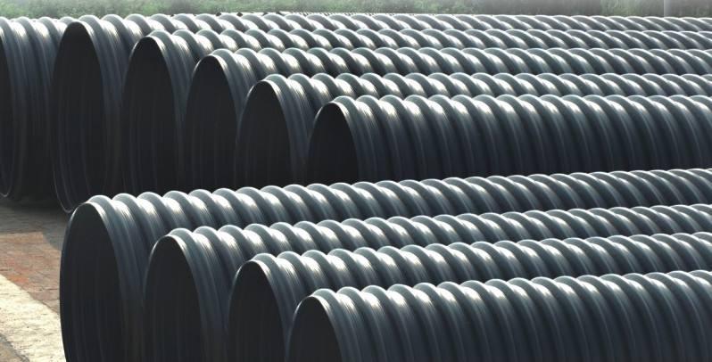 南通钢带增强聚乙烯螺旋波纹管