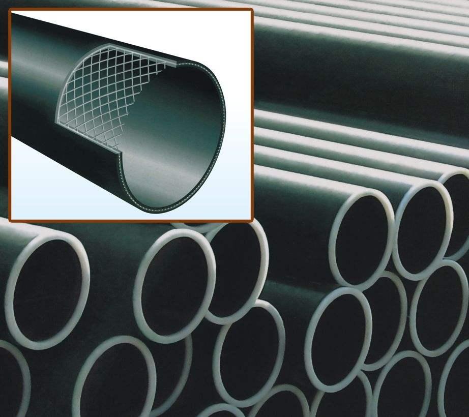 南通钢丝网增强聚乙烯复合管