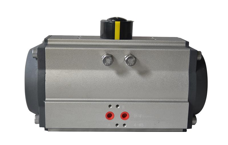 不鏽鋼氣動執行器