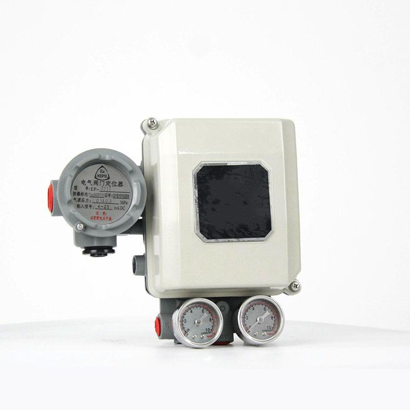 電氣閥門定位器