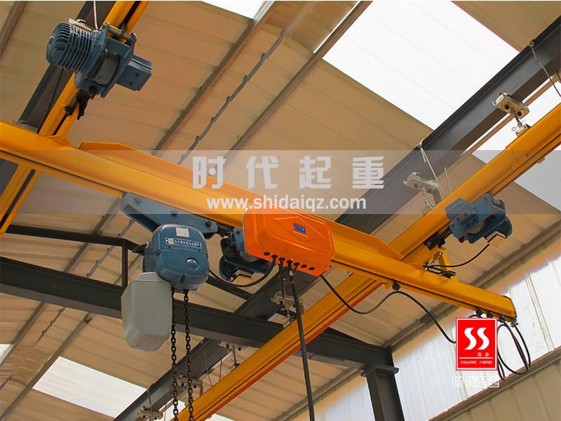 北京小型单梁起重机