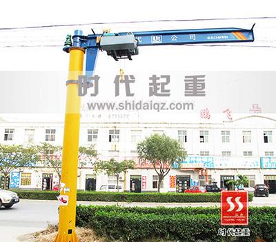 北京定柱式尊龙体育起重机