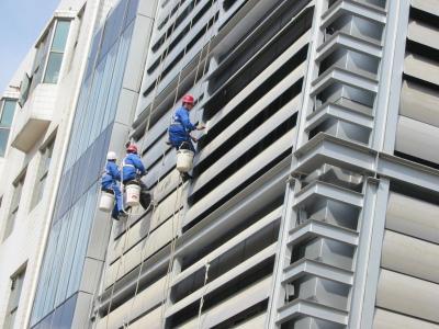 四川外墙清洗公司