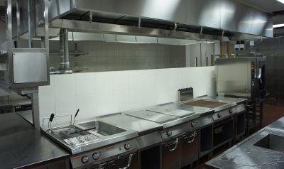 成都厨房设备安装