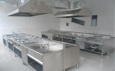 四川厨房设备安装