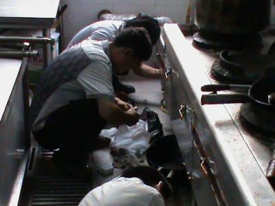 四川厨房设备安装公司