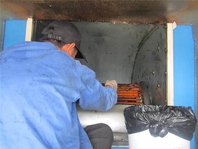 四川油烟管道清洗公司