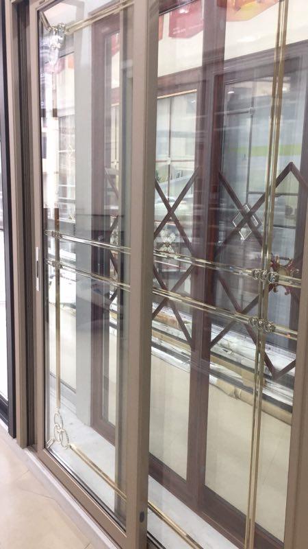 断桥铝门窗类型
