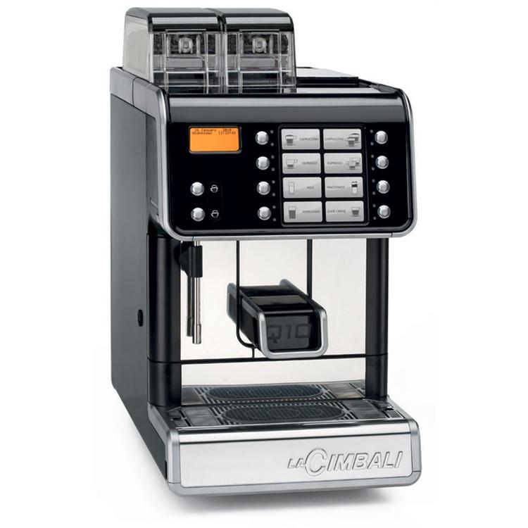 金巴利全自动咖啡机