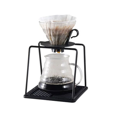 手冲咖啡螺旋滤杯