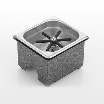 不锈钢洗杯器