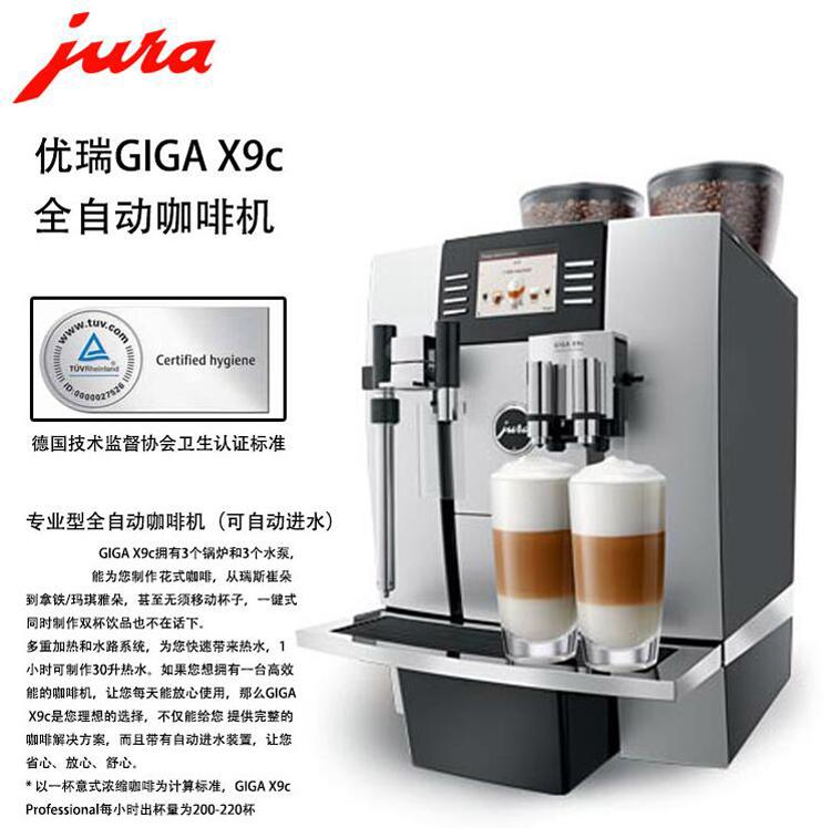 优瑞 X9c 全自动咖啡机