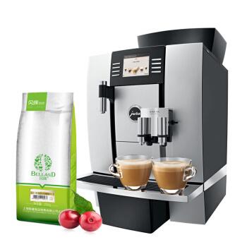 意式�q�口全自动咖啡机
