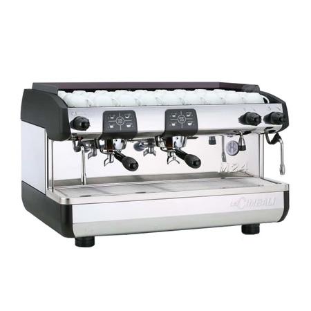 金巴利电控咖啡机