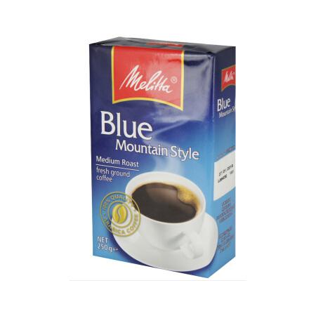 美乐家蓝山风味咖啡粉