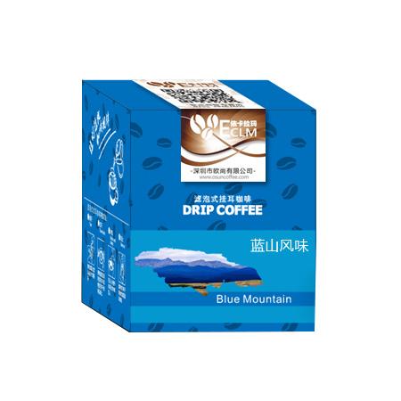 依卡拉玛挂耳蓝山风味咖啡粉
