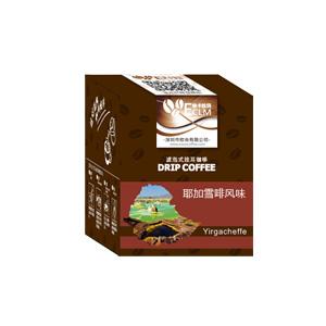 依卡拉玛挂耳耶加雪啡风味咖啡粉
