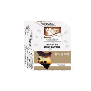 依卡拉玛挂耳肯尼亚风味咖啡粉