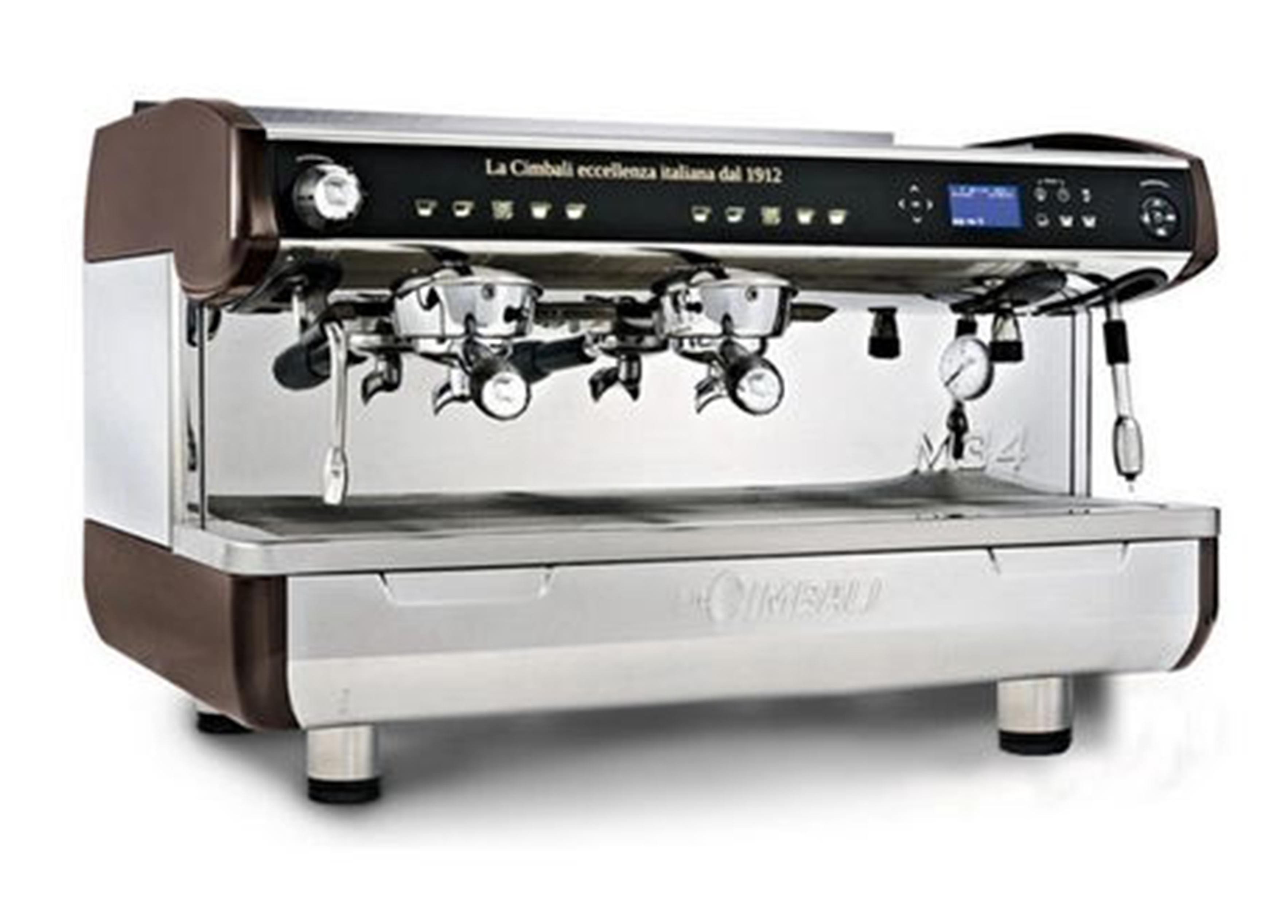 金佰利LA CIMBALI M34 SELECTRON DT2 双头电控商用咖啡机