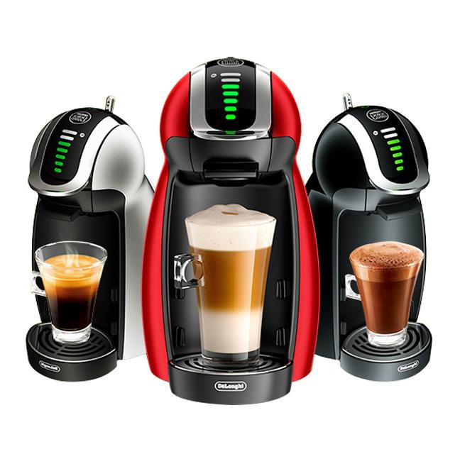 德龙雀巢胶囊咖啡机