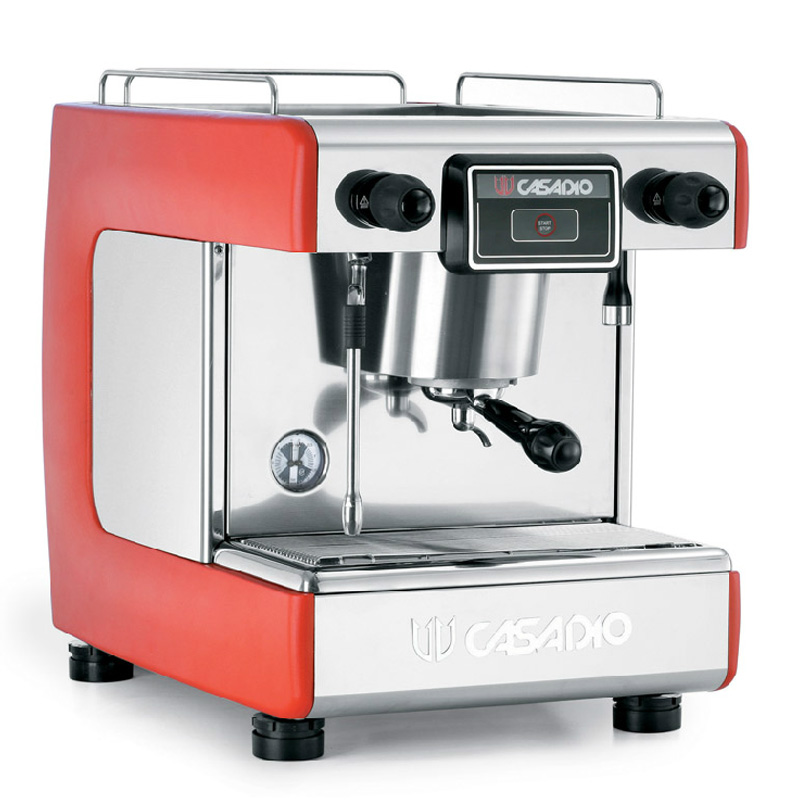 意大利原装进口CASADIO 卡萨迪欧 单头手控半自动咖啡机 DIECI/S1