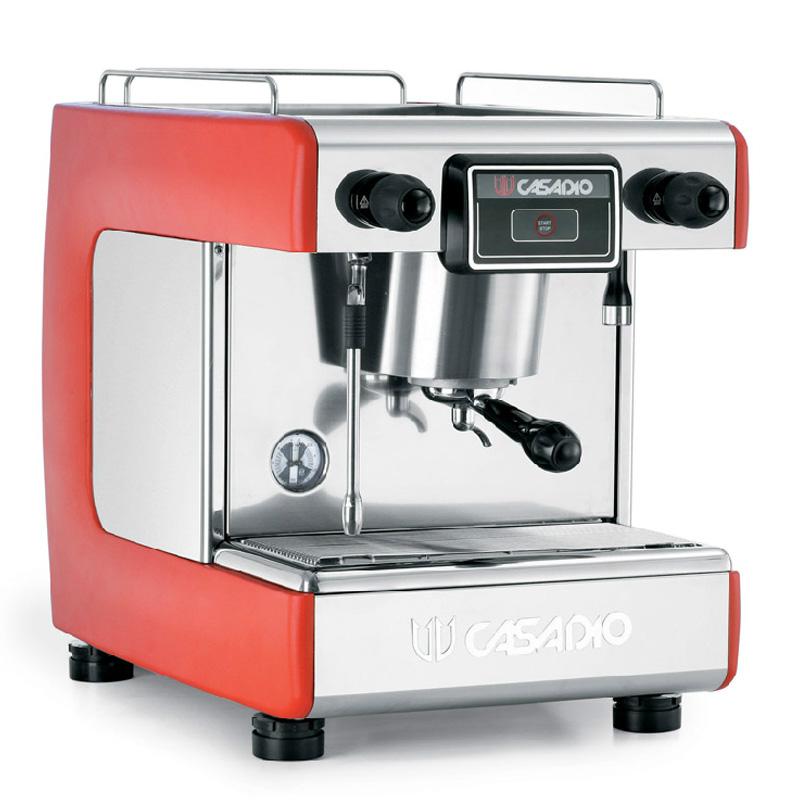 意大利原装进口CASADIO 卡萨�q�欧 单头手控半自动咖啡机 DIECI/S1