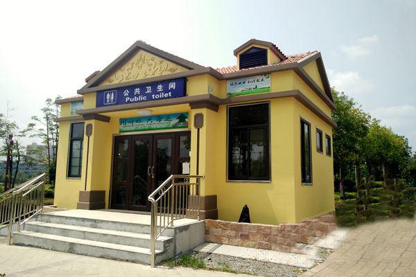 天津环保公共移动厕所价格区间