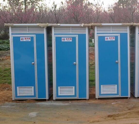 水冲直排厕所