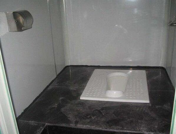 泡沫封堵型厕所