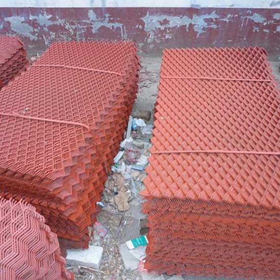 郑州钢笆片施工