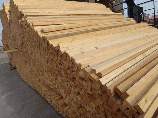木跳板的密度