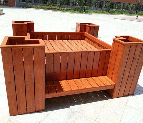 贵州木质花箱