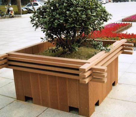 贵州木制花箱